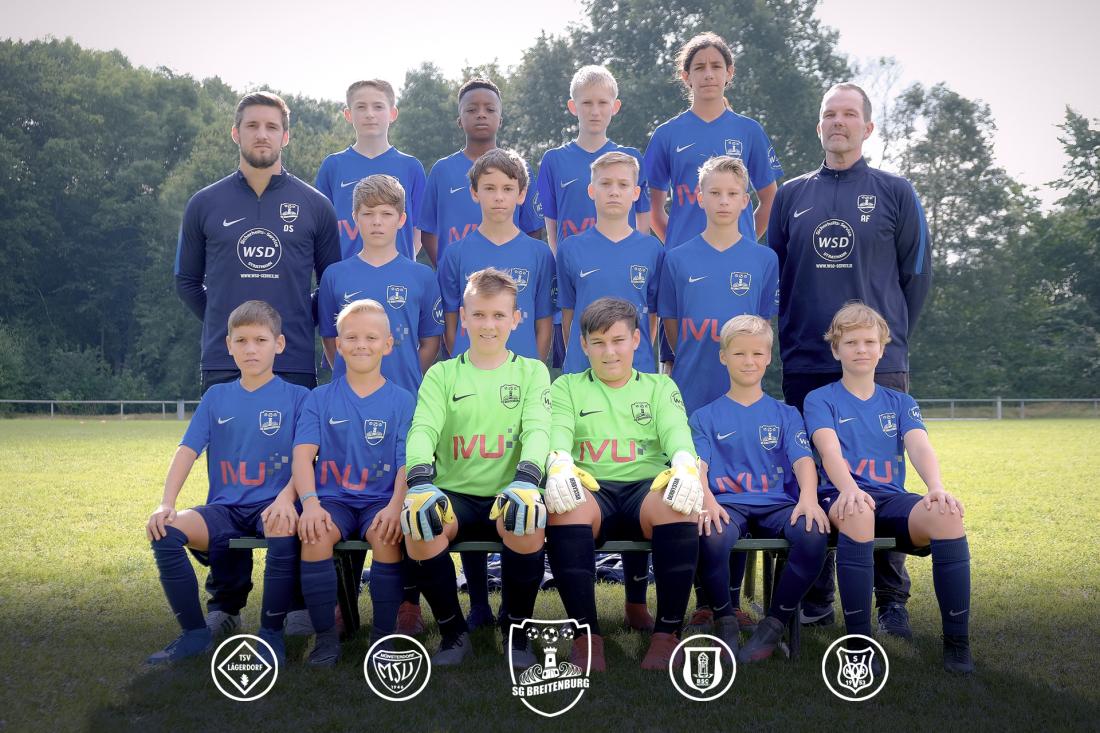 Mannschaftsfoto D1
